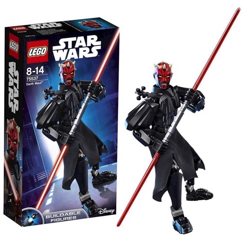 Image of LEGO 75537 Star Wars Darth Maul (5702016112122)